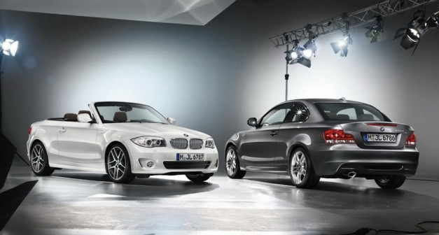 BMW 1 series limited edition lifestyle